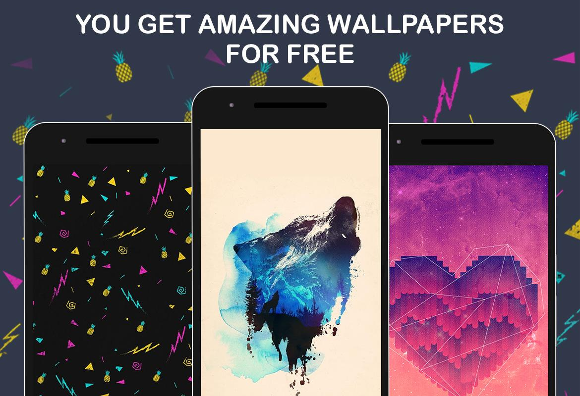 Walli- Decorate your phone