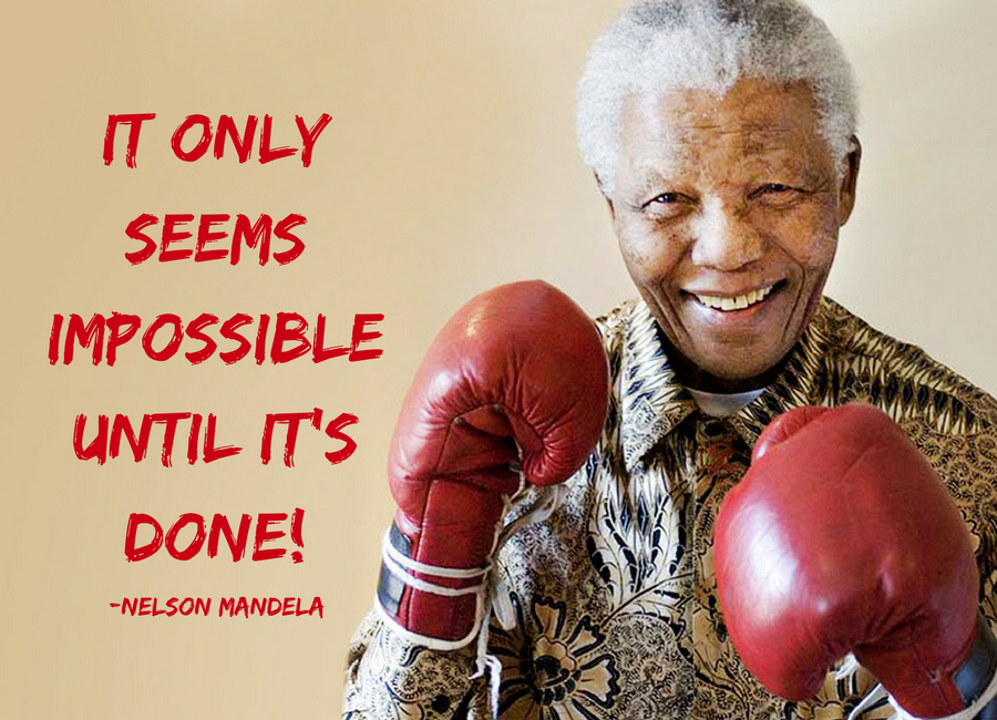 Nelson Mandela- Best quotes and guidelines